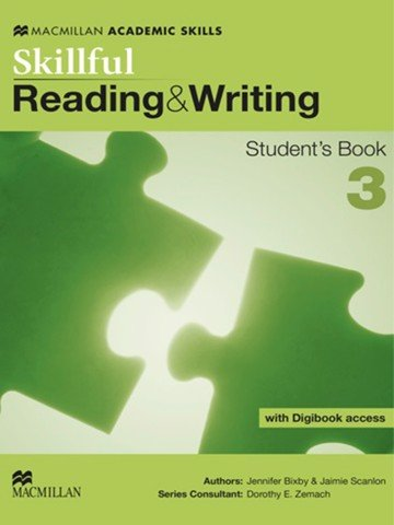 Skillful (Asia Ed.) 3: Reading and Writing: Student Book with Digibook access
