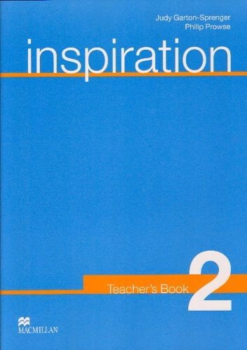 Inspiration 2: Teacher Book