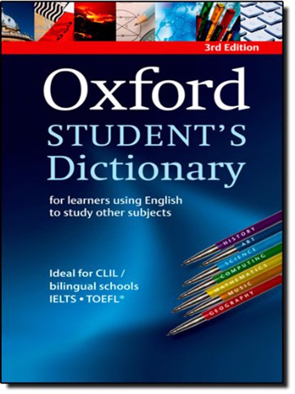 Oxford Student's Dictionary Pack (3E)