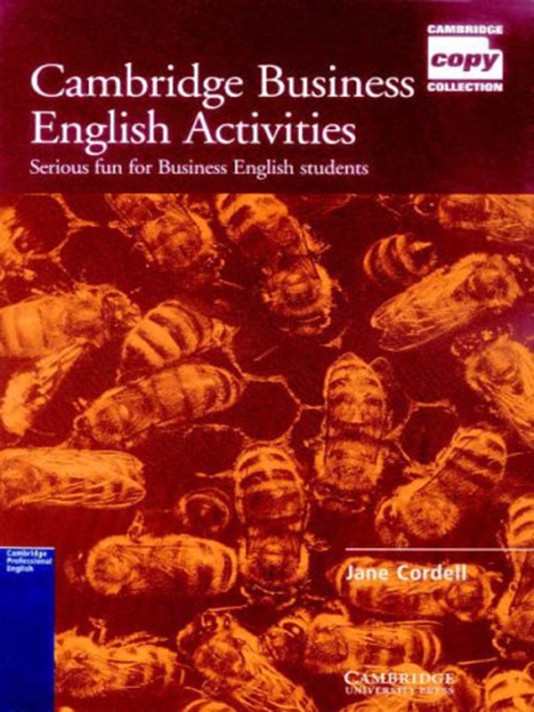 Cambridge Business English Activities