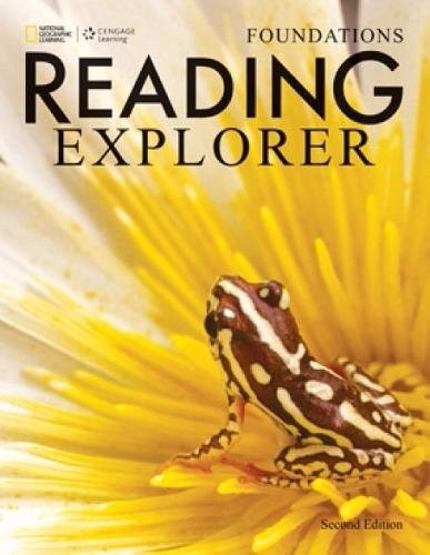 Reading Explorer (2 Ed.) Foundations : : Student Book with Online Workbook Access Code