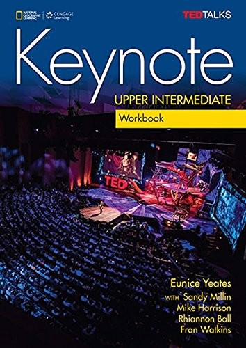 Keynote (Bre) Upper Intermediate : Workbook/Wb Audio Cd
