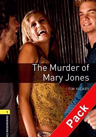 OBWL (3 Ed.) 1: The Murder of Mary Jones Playscript Audio CD Pack