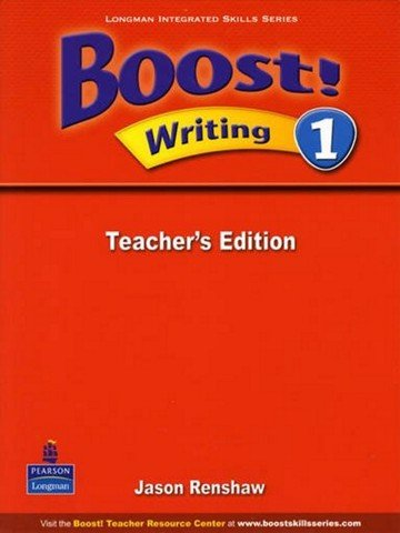 Boost! Writing 1: Teacher Book