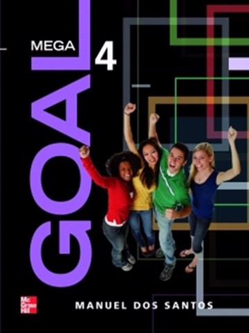 Mega Goal 4: Student Book with Audio CD