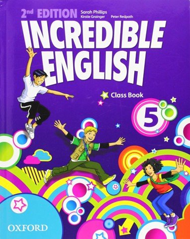 Incredible English (New Ed.) 5: Course-Book