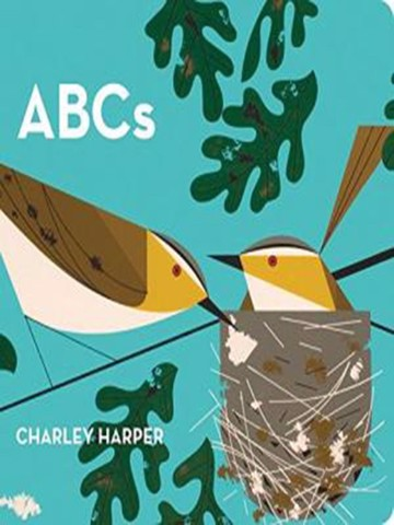 Charley Harper ABCs (Skinny Edition)