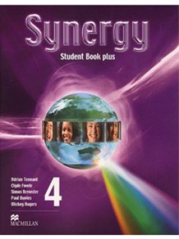 Synergy 4: Student Book Plus with CD-Rom