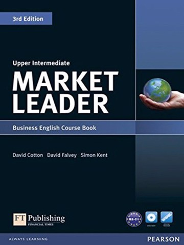 Market Leader ( 3 Ed.) Upper-Inter: Course Book with DVD-ROM