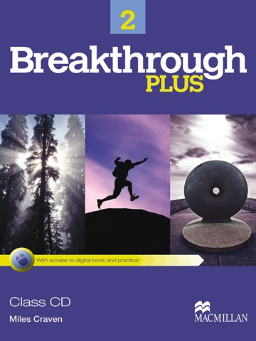 Breakthrough Plus 2: Class Audio CD (2)