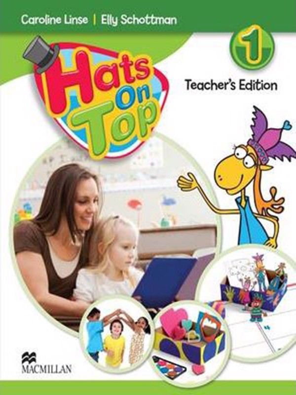 Hats On Top Teacher's Edition + Webcode