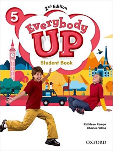 Everybody Up: Level 5: Student Book: Level 5: Linking Your Classroom to the Wider World