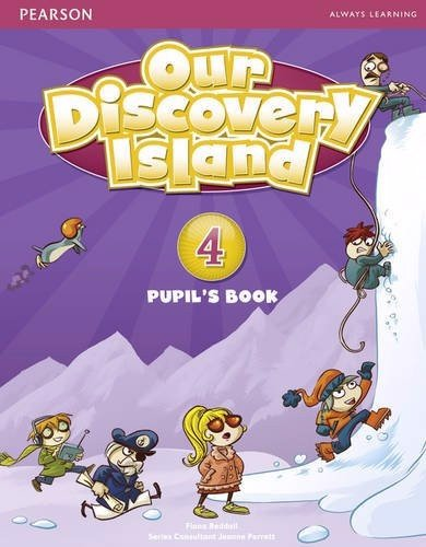 Our Discovery Island (BrE) 4: Student Book Plus Pin Code
