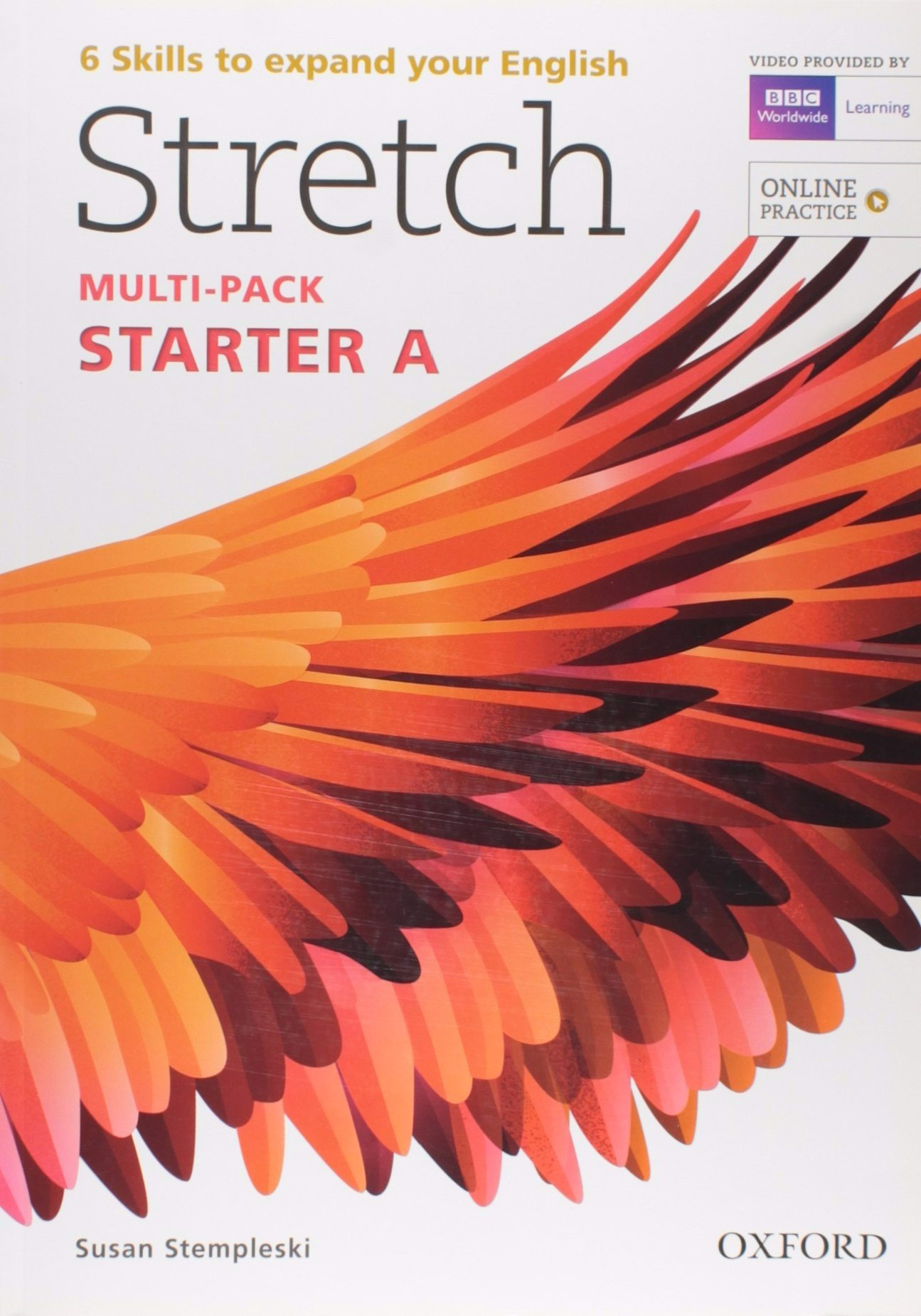 Stretch Starter A: Student Book and Workbook Multi-Pack A (Pack)