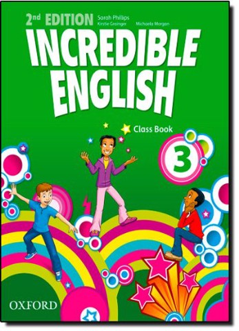 Incredible English (2Ed) 3: Course-Book