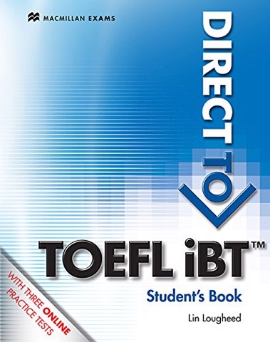 Direct to TOEFL iBT: Student Book with WebCode