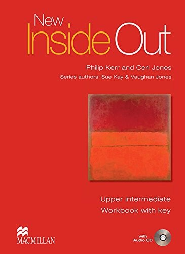 New Inside Out Upper-Inter: Workbook with Key with CD-Rom