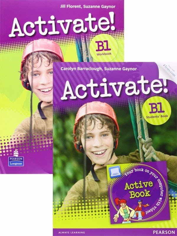 Activate! B1: Value Packs (SB with ActiveBook + WB with CD-ROM)