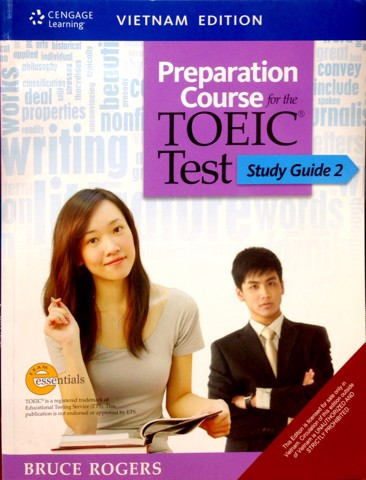 PREPARATION COURSE TOEIC TEST: Student Book 2 (VIETNAM)