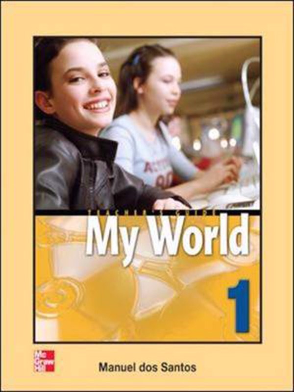 My World 1: teacherGuide