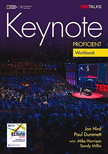Keynote (Bre) Proficient : Workbook/Wb Audio Cd