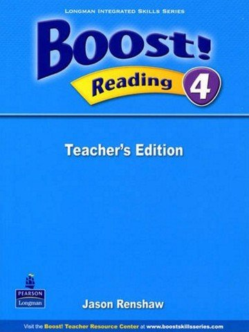 Boost! Reading 4: Teacher Book