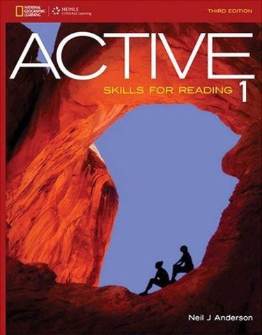 Active Skills For Reading (3 Ed.) 1: Text