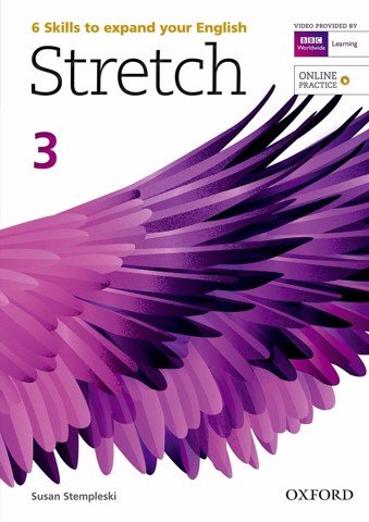 Stretch 3: Student Book with Online Practice