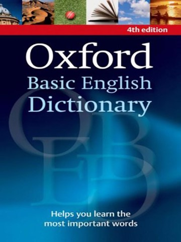 Oxford Basic English Dictionary (4E)
