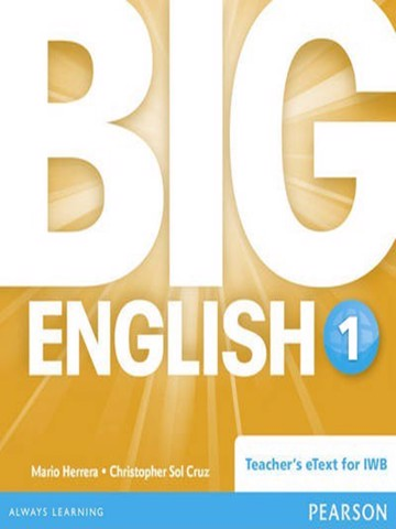 Big English 1 Teacher's eText