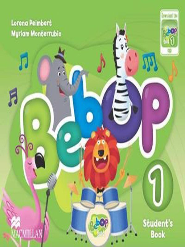 Bebop: Student's Book Pack Level 1