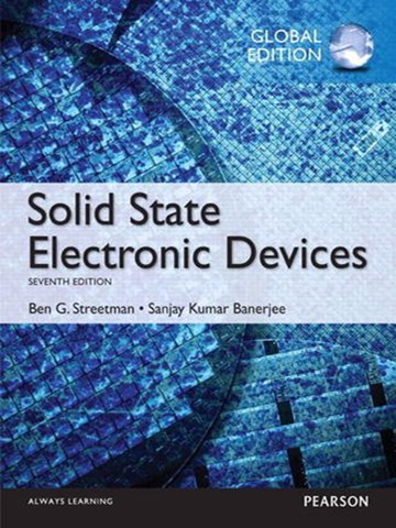 Solid State Electrn Device Global Edition