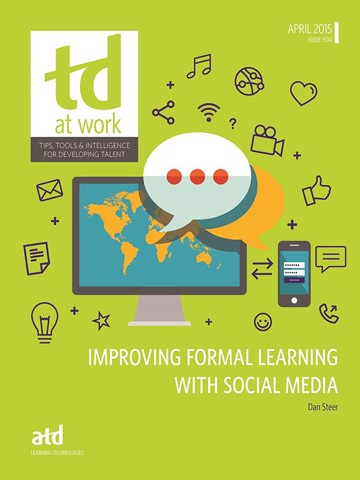 Improving Formal Learning with Social Media