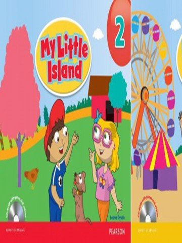 My Little Island (Ame) 2: Picture Cards