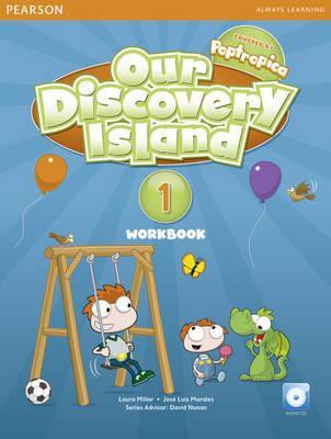 Our Discovery Island (AmE) 1: Workbook with CD