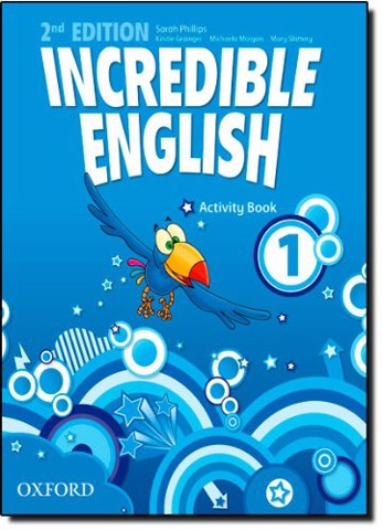 Incredible English (2Ed) 1: Activity Book