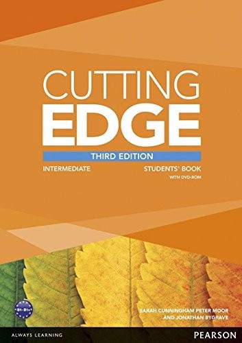 Cutting Edge (3 Ed.) Inter: Student Book with DVD