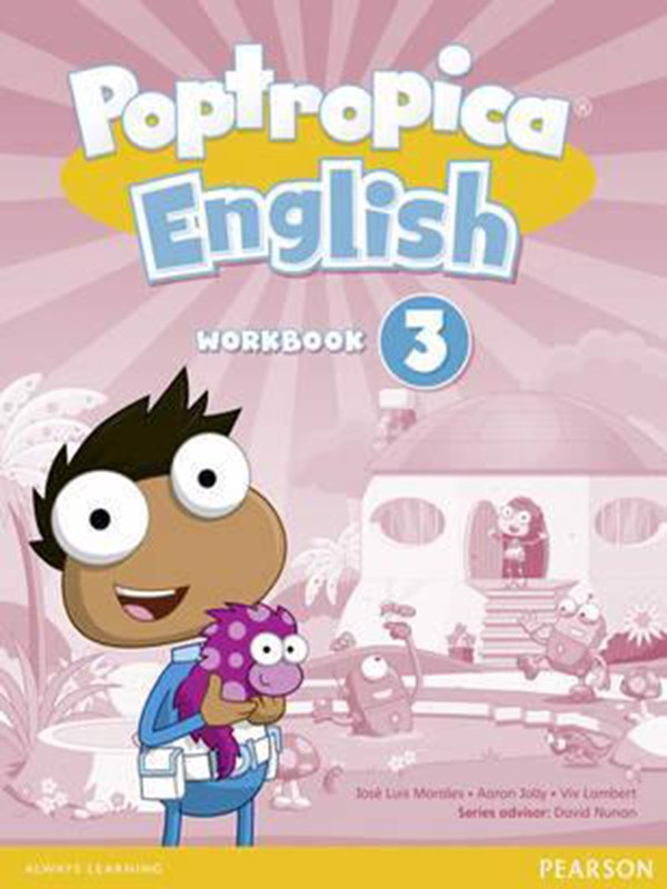 Poptropica English 3: Work book