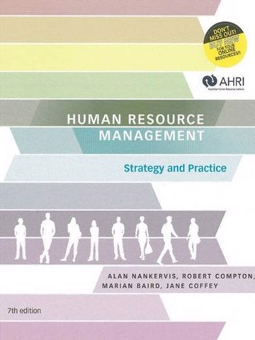 Human Resource Management : Strategy and Practice 17e