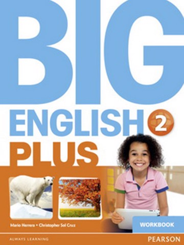 Big English Plus (American Edition) 2 Activity Book