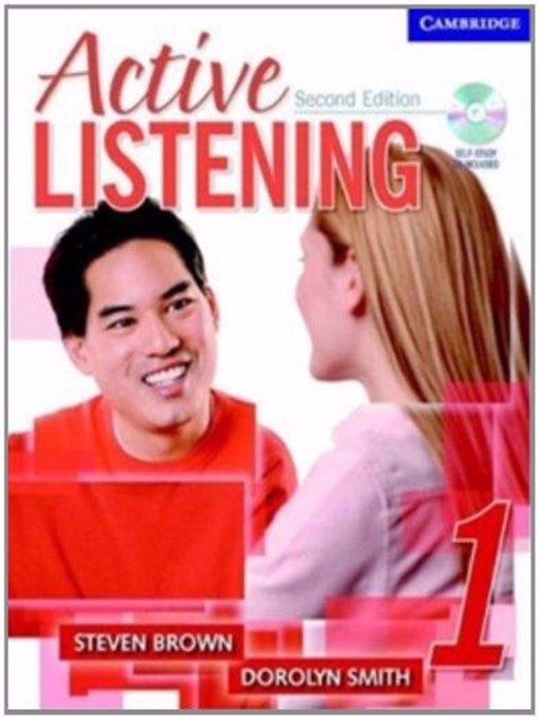 Active Listening 1: Student Book with Self-study Audio CD