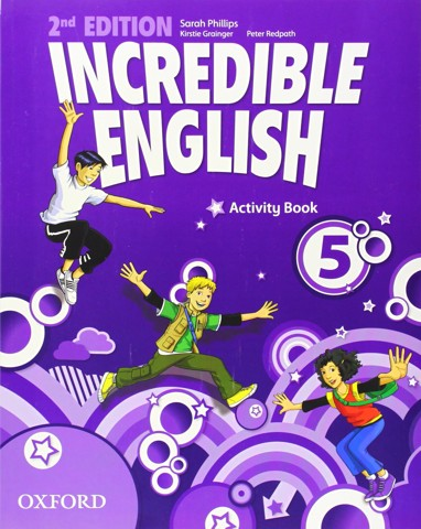 Incredible English (New Ed.) 5: Activity Book