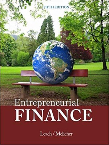 Entrepreneurial Finance
