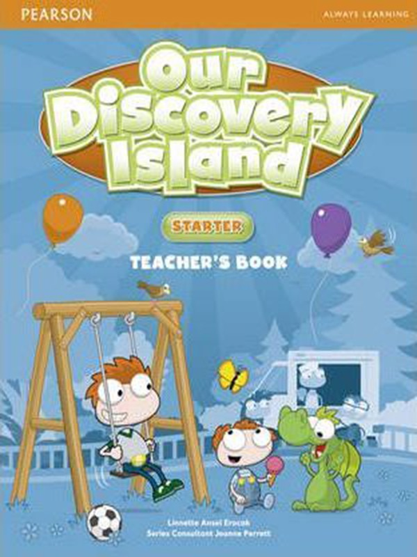 Our Discovery Island (BrE) Starter : Teacher Book with Audio CD