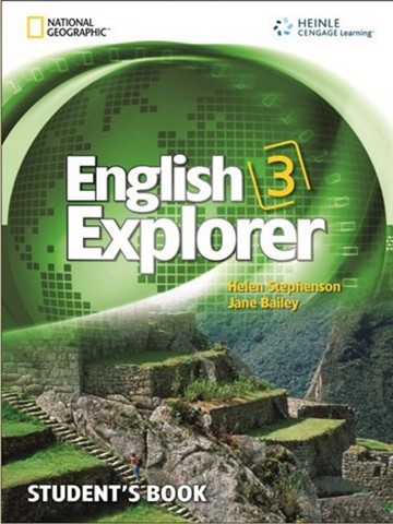 English Explorer 3: Dvd