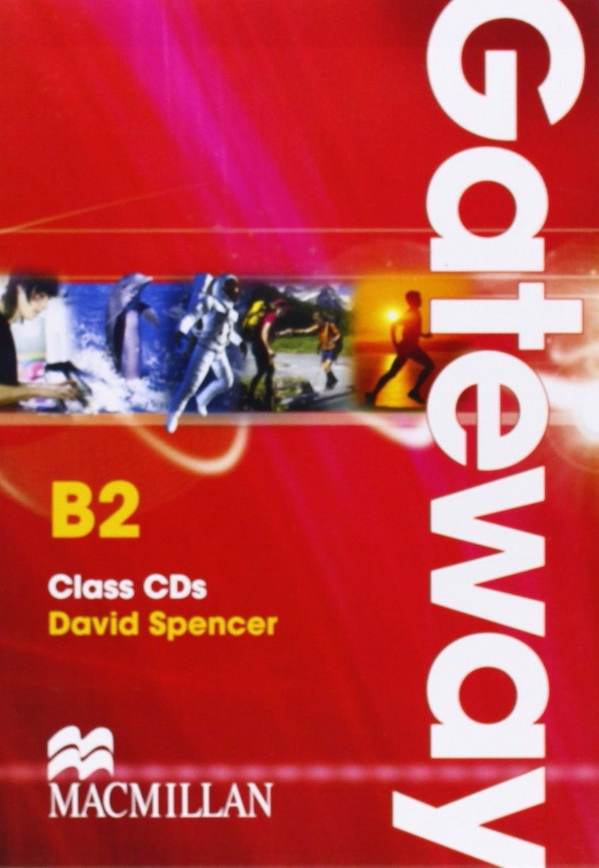 Gateway B2: Class Audio CD