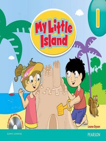 My Little Island 1: Student Book with CD-ROM