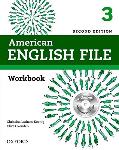 American English File (2 Ed.) 3: Workbook with iChecker