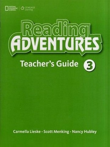 Reading Adventures 3: Teacher Guide