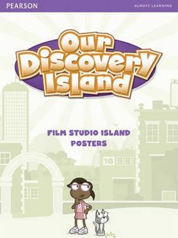 Our Discovery Island Level 3 Posters